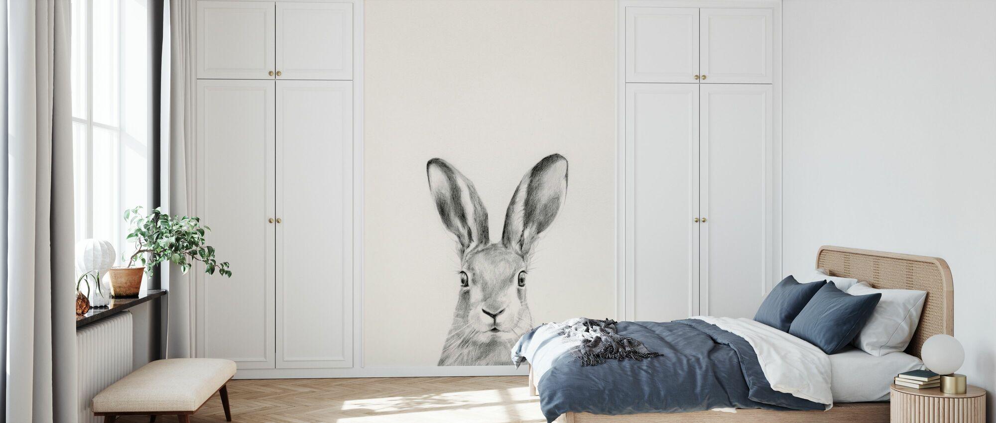 Animal Mok - Behang - Slaapkamer
