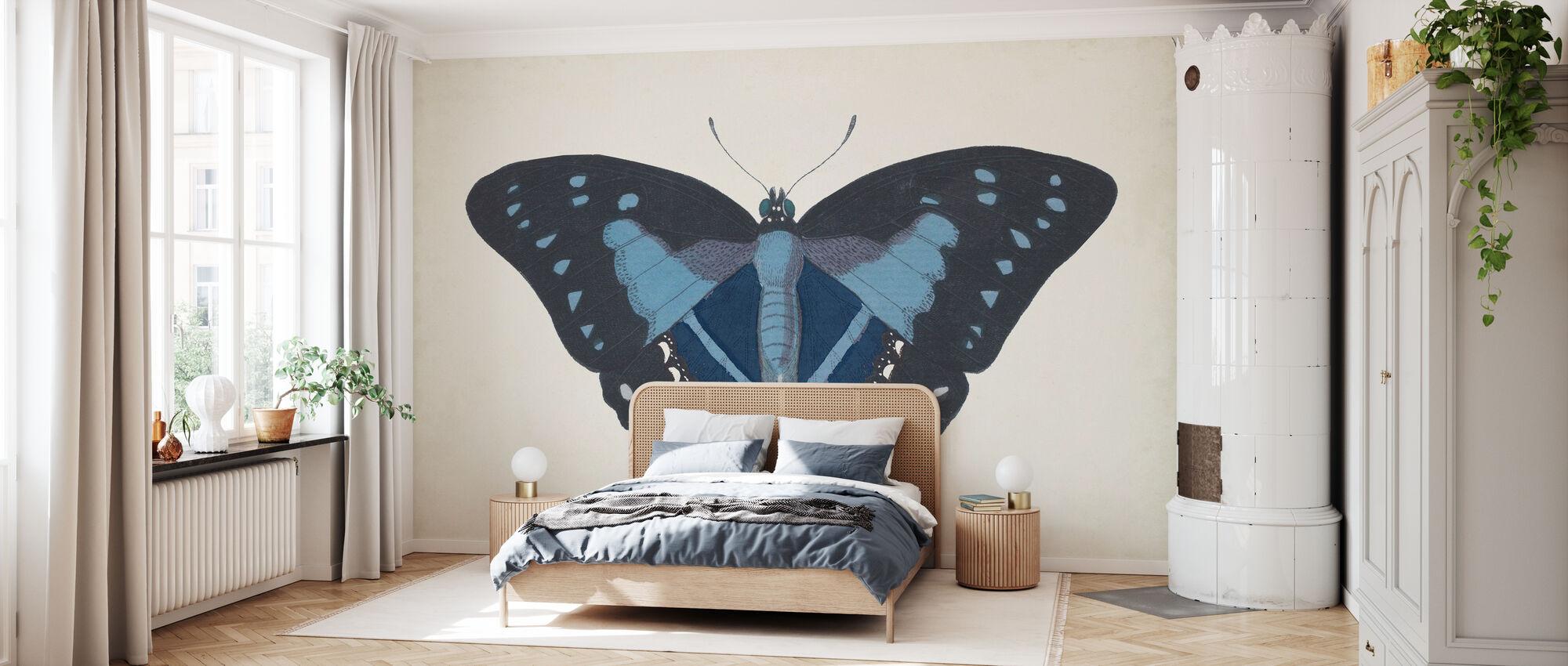 Beautiful Butterfly - Wallpaper - Bedroom