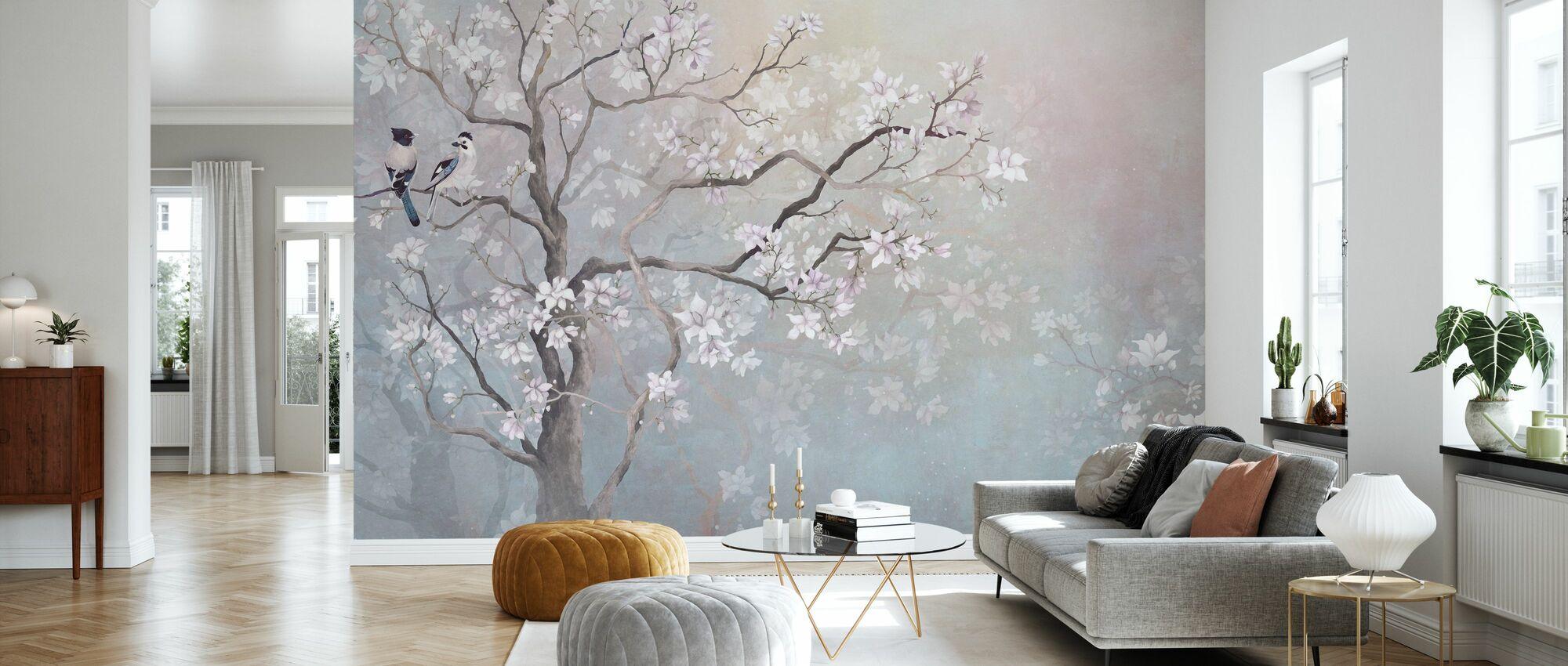 Best Friends Branch III - Wallpaper - Living Room