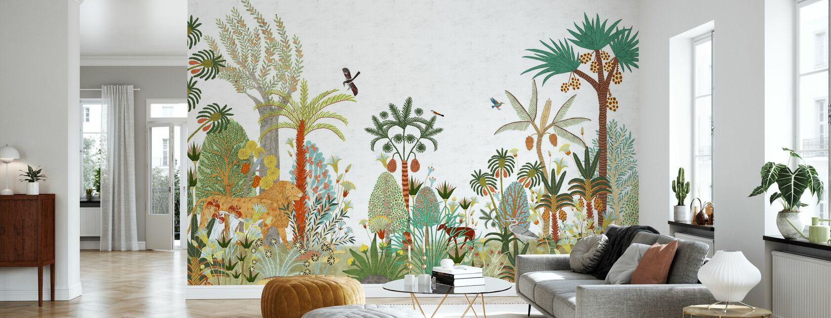 Egypt Wilderness - Wallpaper - Living Room