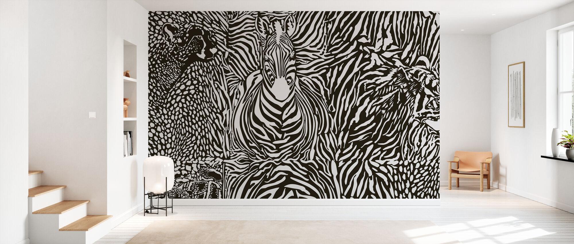 Wilderness Spirit - Wallpaper - Hallway