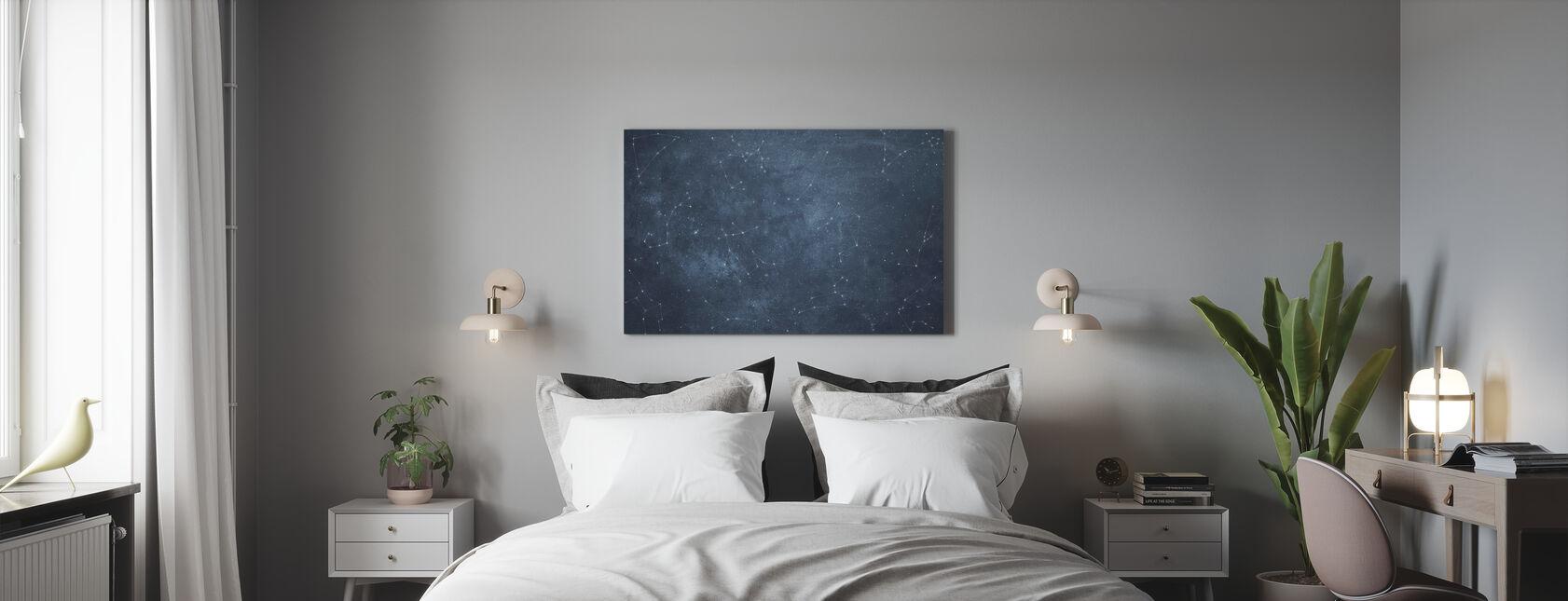 Zoodiac Sky II - Canvas print - Bedroom