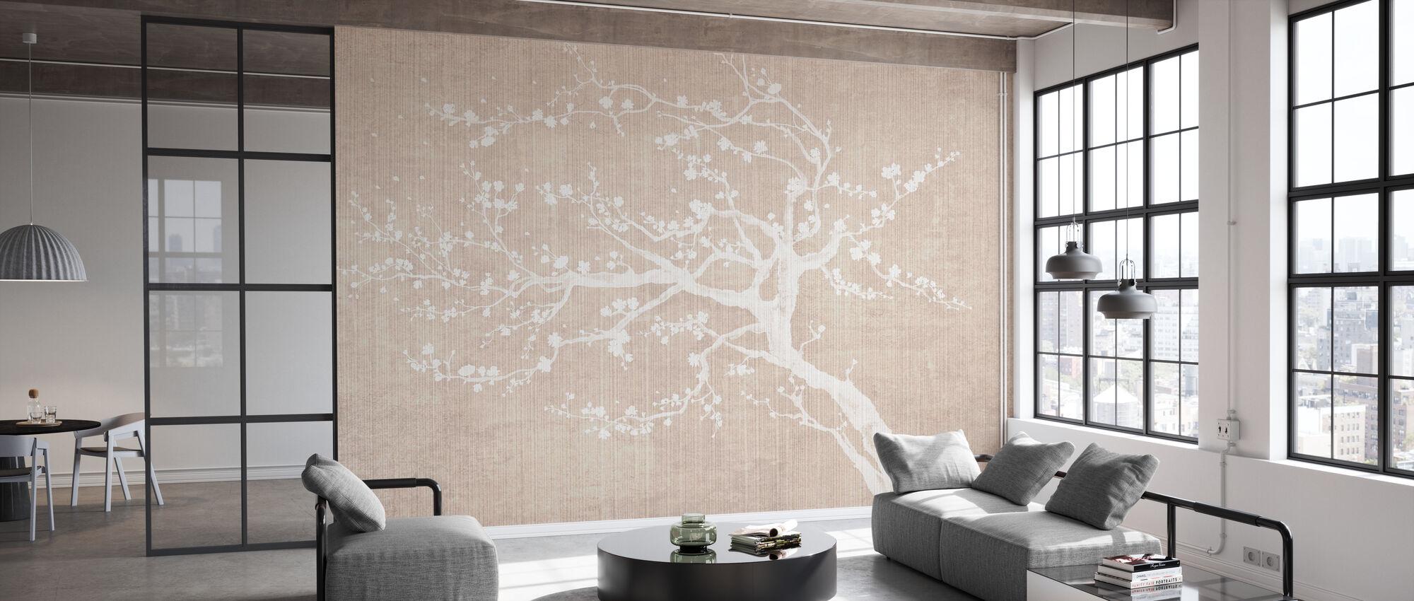 Sakura-våren - Tapet - Kontor