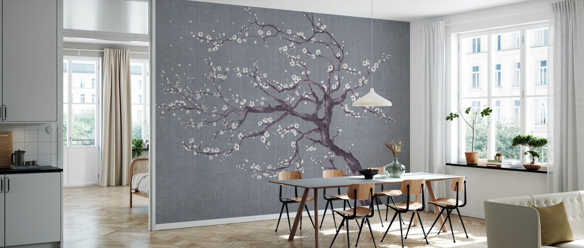 Sakura Våren VI - Tapet - Kjøkken