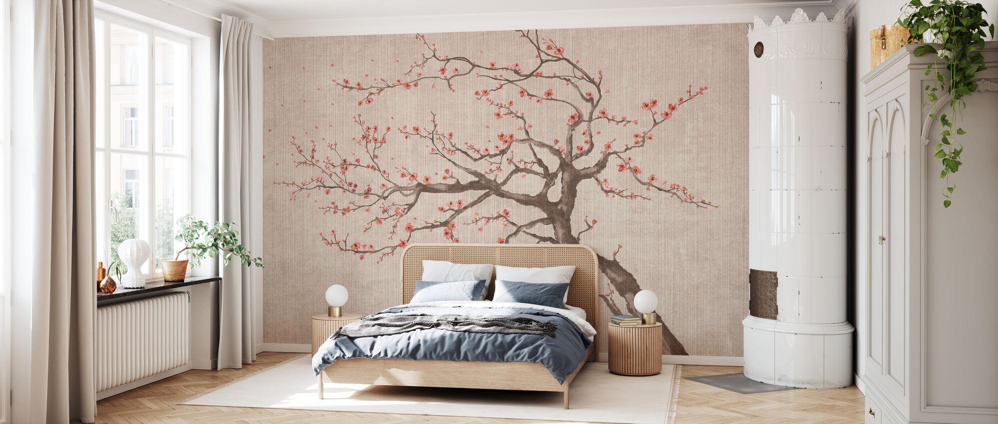 Sakura Våren VII - Tapet - Soverom