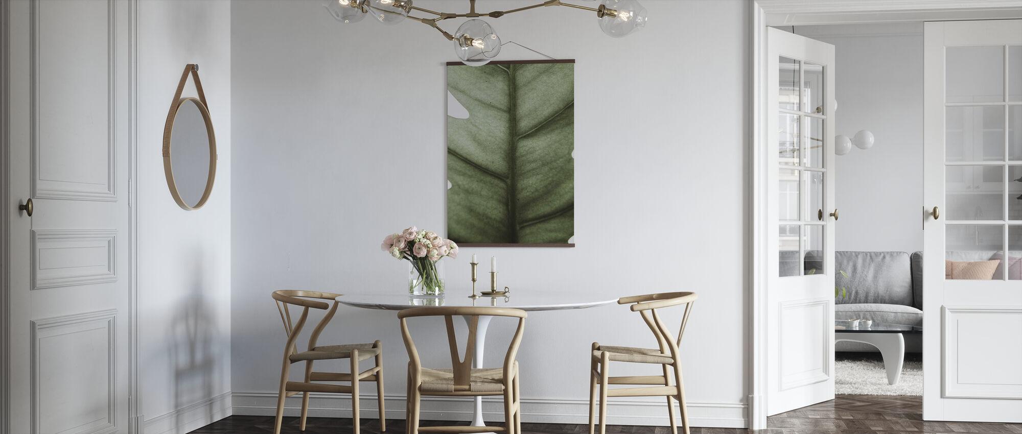 Blomst IIII - Plakat - Køkken