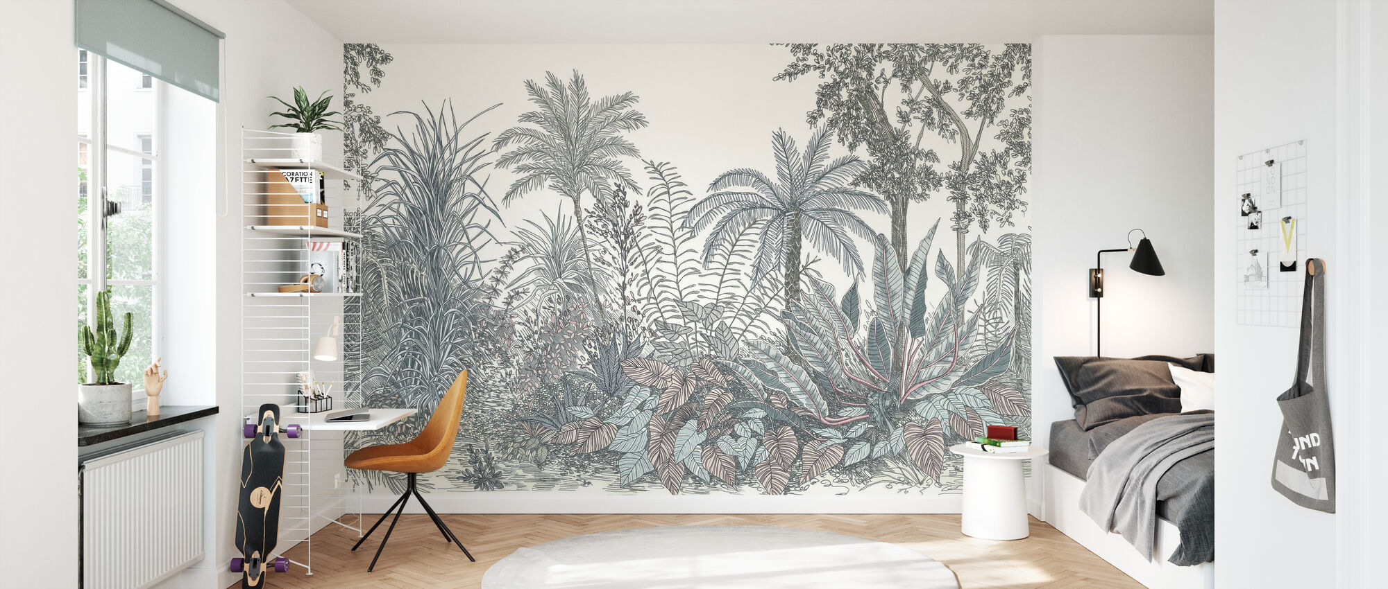 Tropica - Cake - Wallpaper - Kids Room