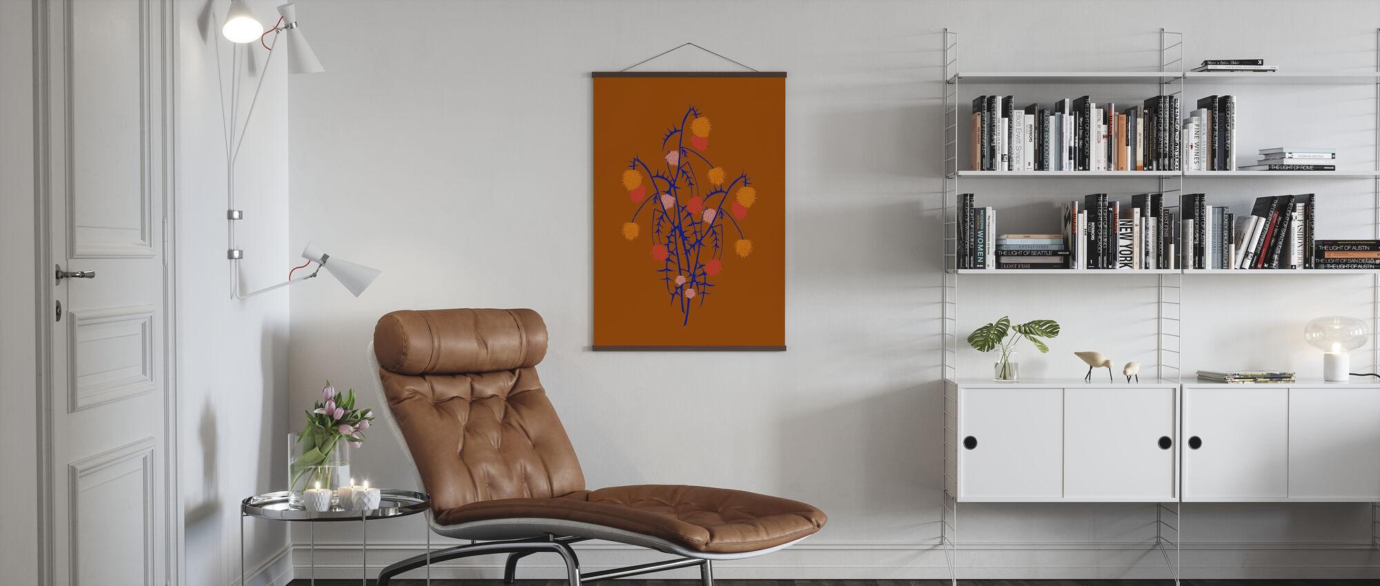 Cardo Boquet - Poster - Salotto
