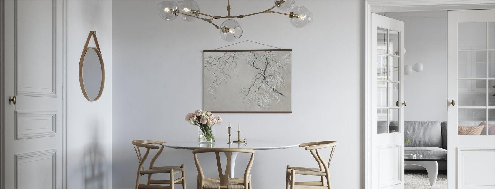 Blossom Wisteria - Poster - Kitchen