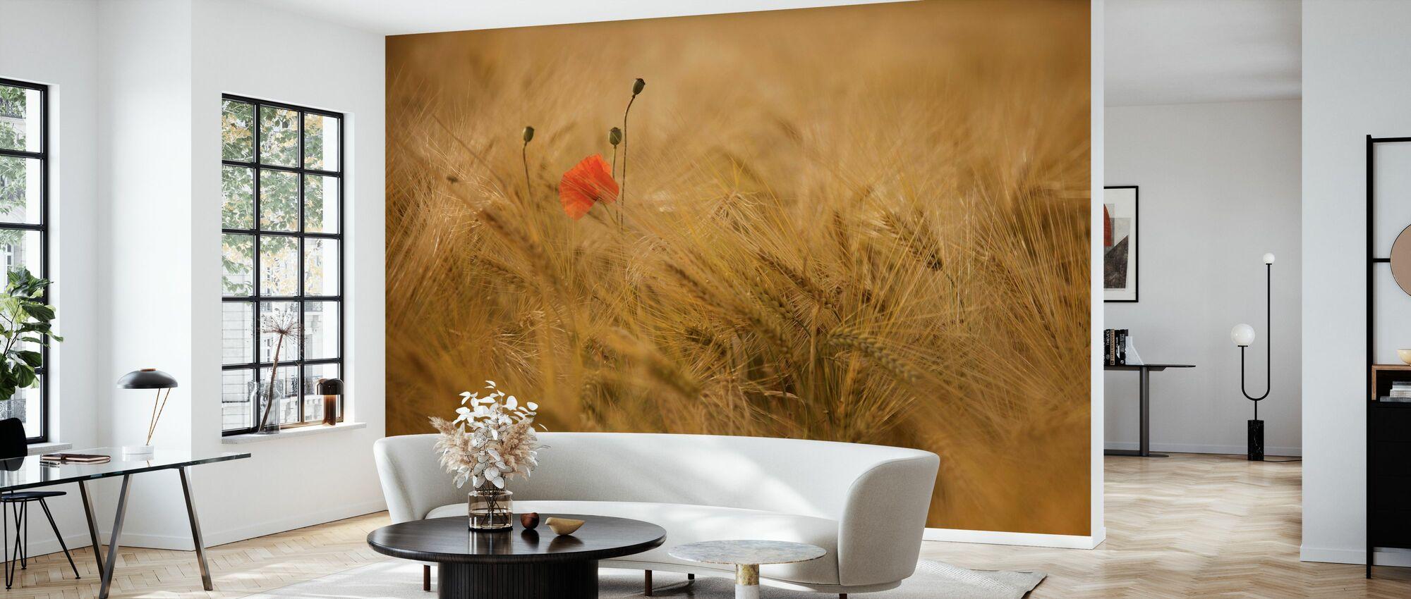 Ephemeral - Wallpaper - Living Room
