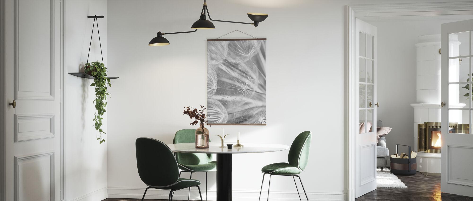 Light Verticle Dandy - Poster - Kitchen