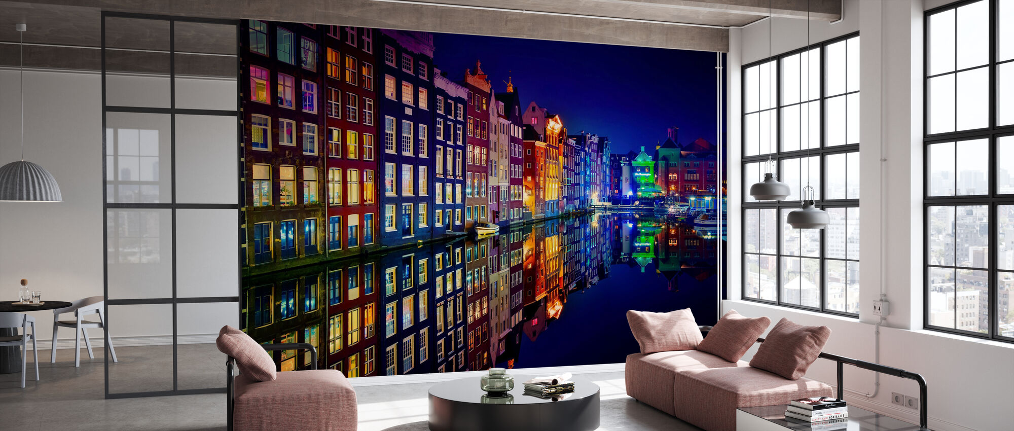 Amsterdam - Wallpaper - Office
