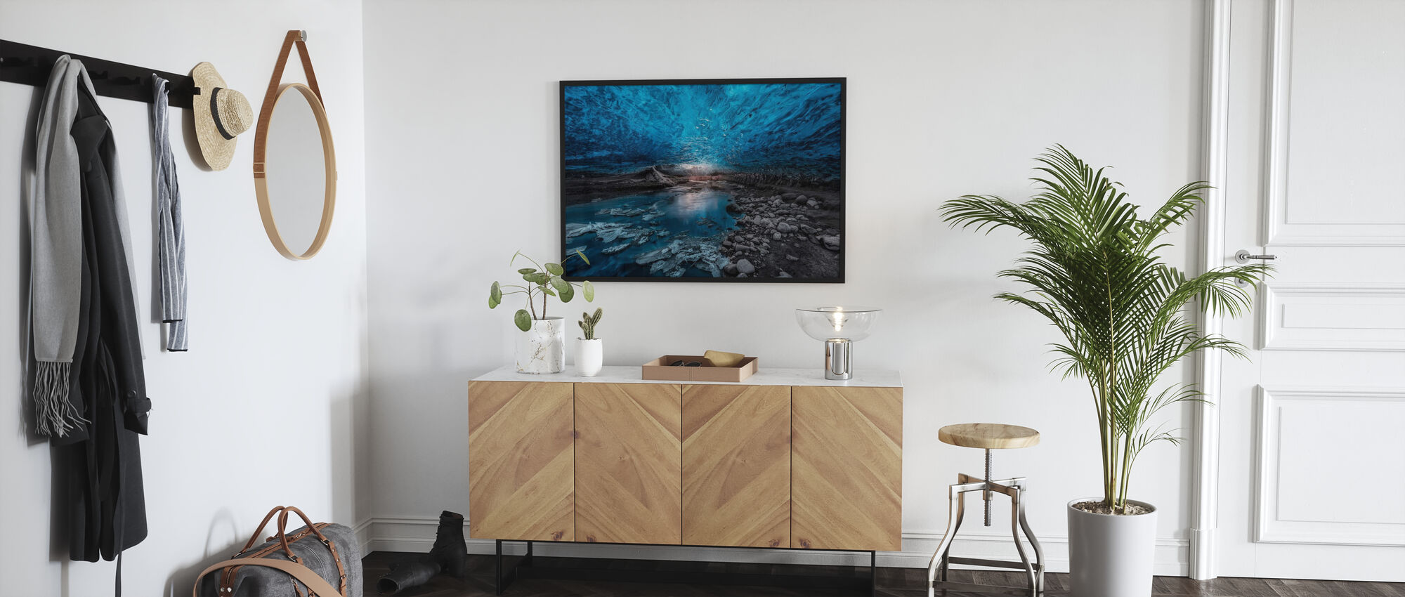 Ice Cave - Poster - Hallway