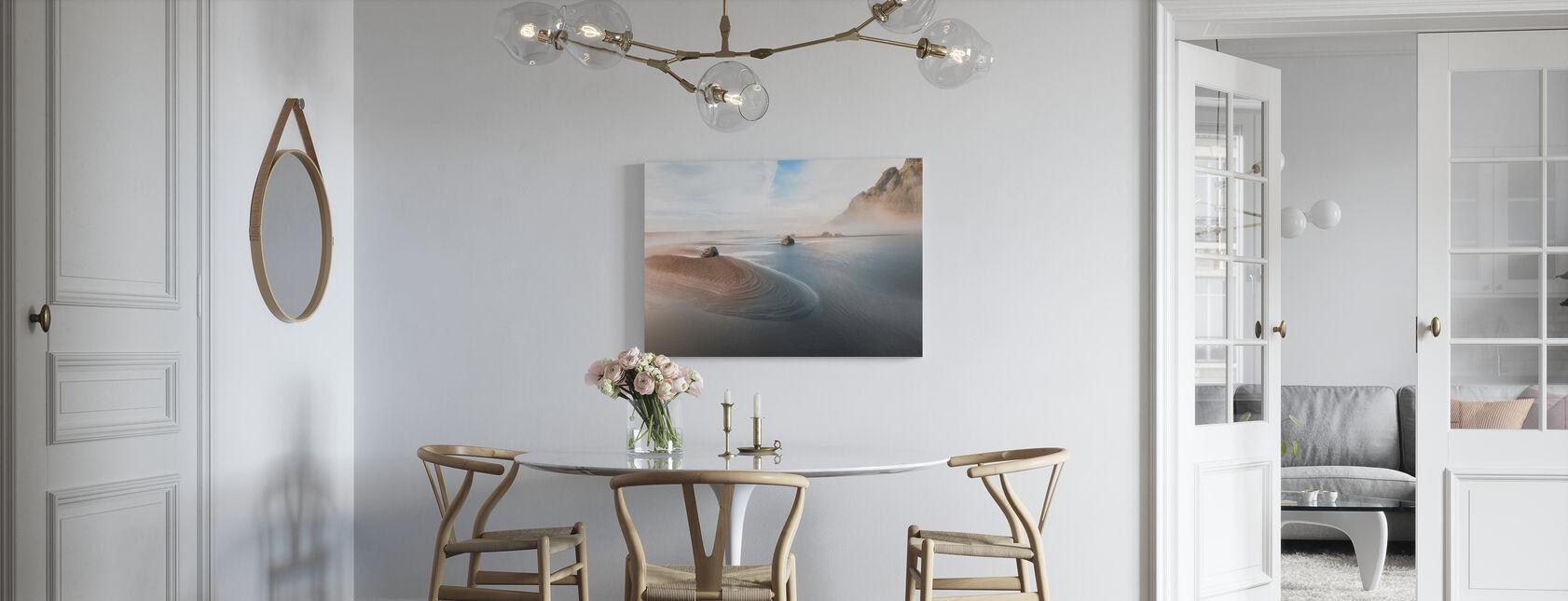Dromenland - Canvas print - Keuken