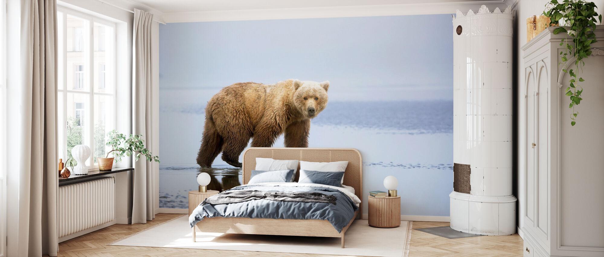 Bear Walk - Wallpaper - Bedroom