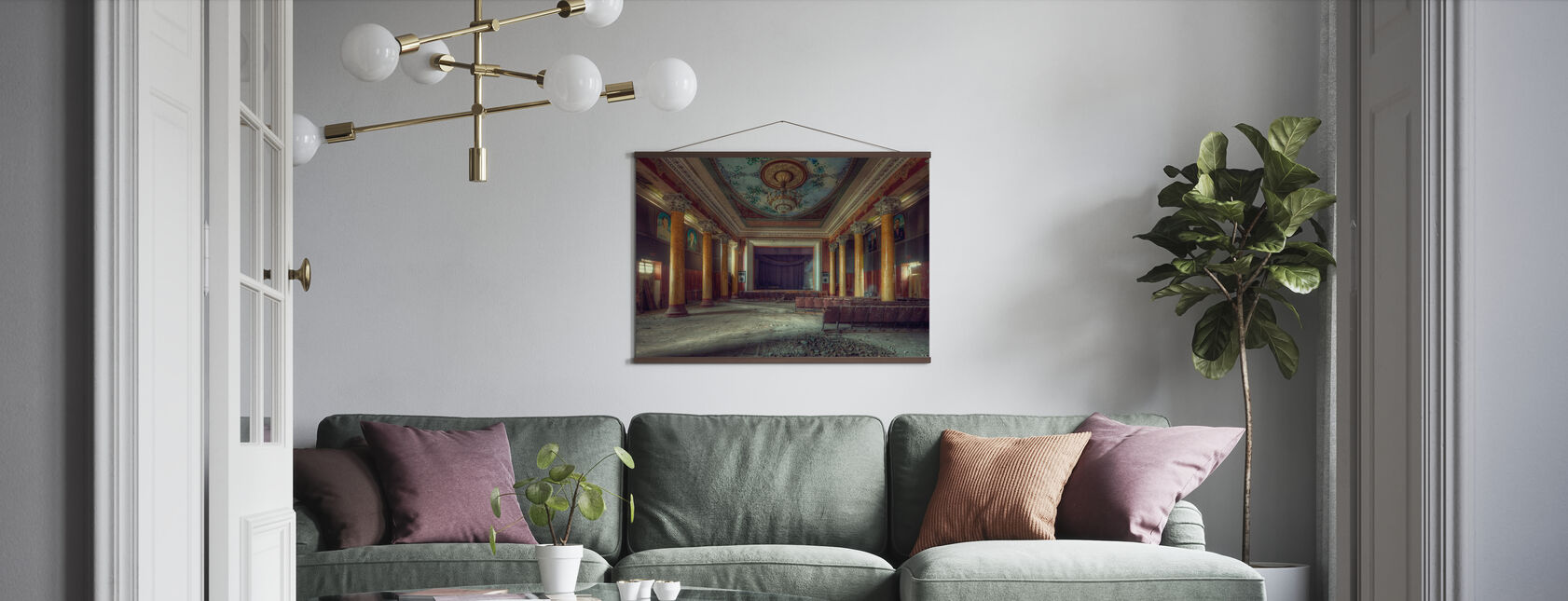 Lost Memories - Poster - Living Room