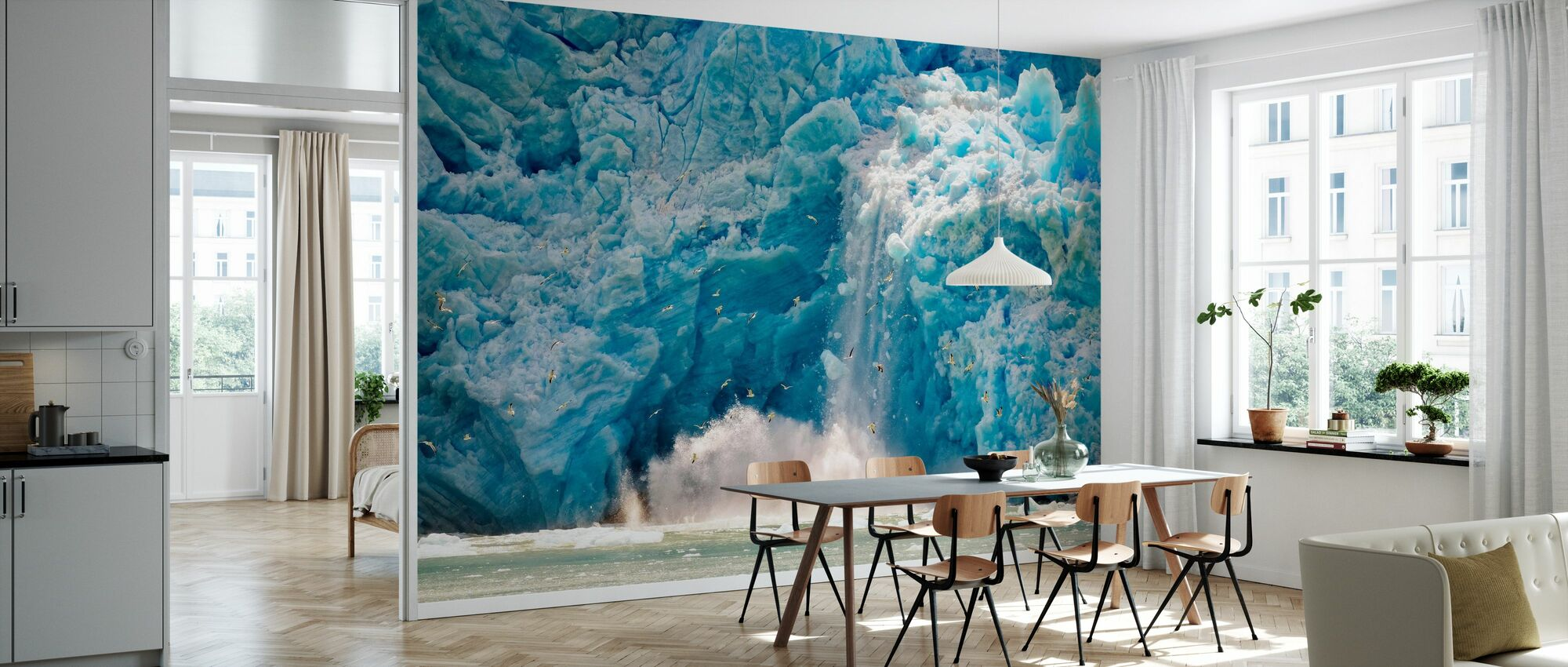 We are Melting - Wallpaper - Kitchen