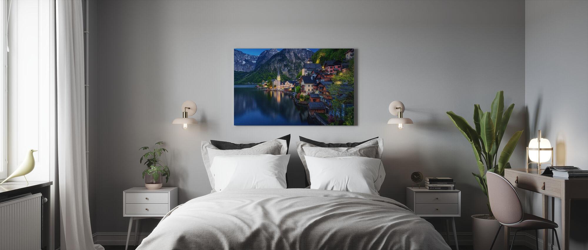 Tourist View - Canvas print - Bedroom