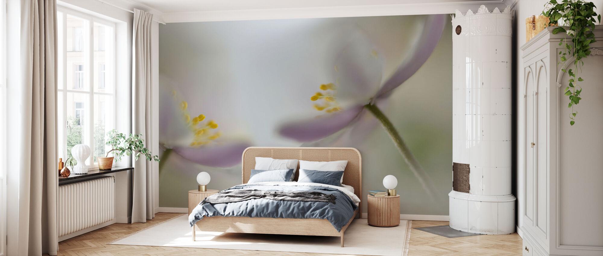 Soft Whispering - Wallpaper - Bedroom