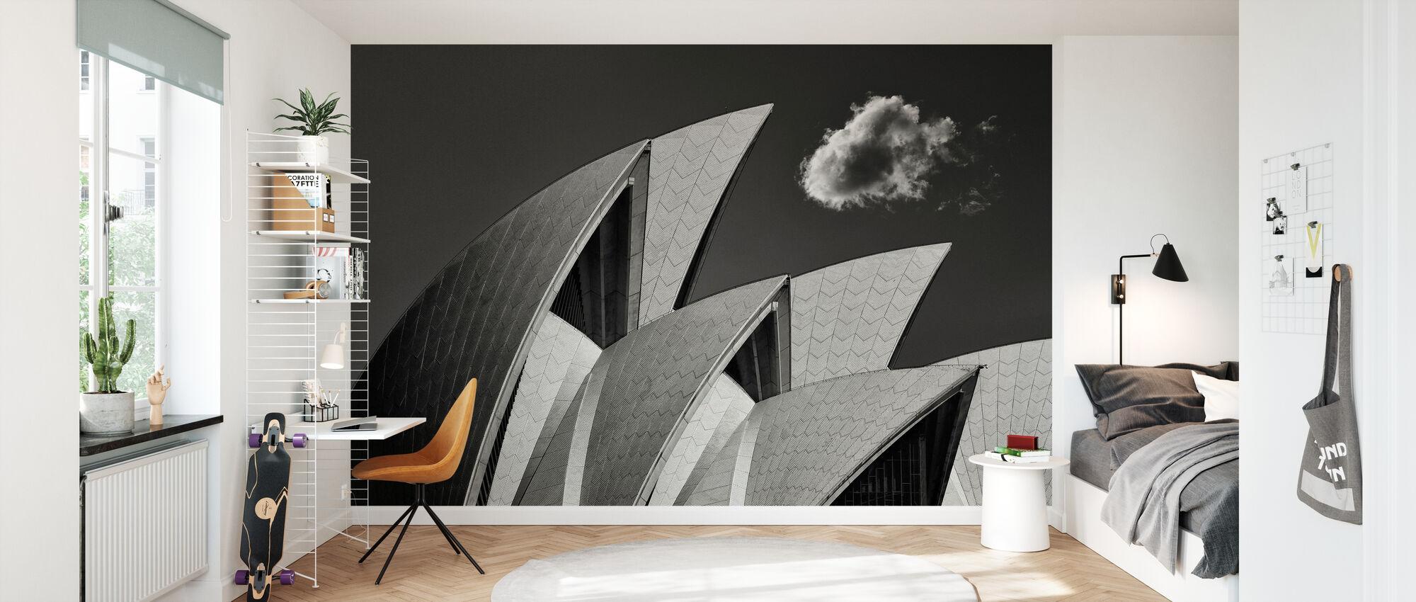 Glup - Wallpaper - Kids Room