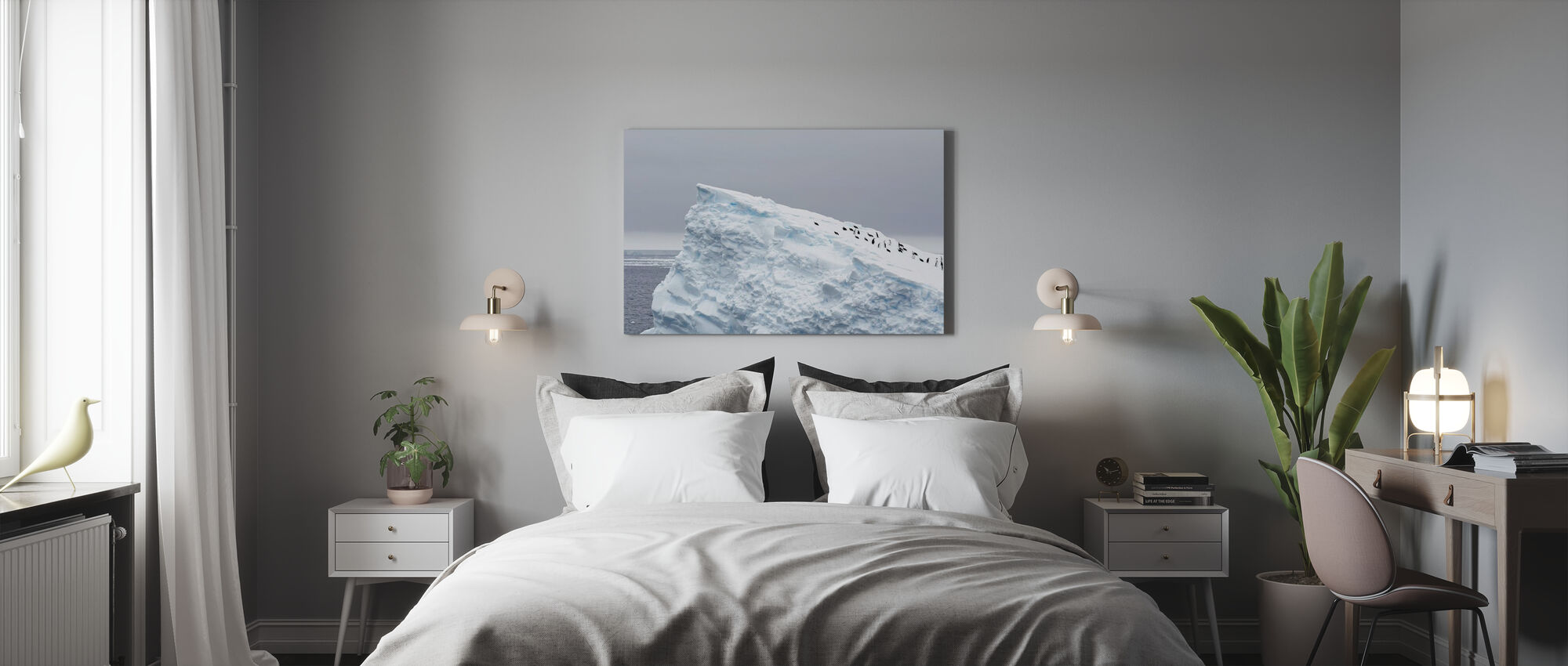 Giant Slide - Canvas print - Bedroom