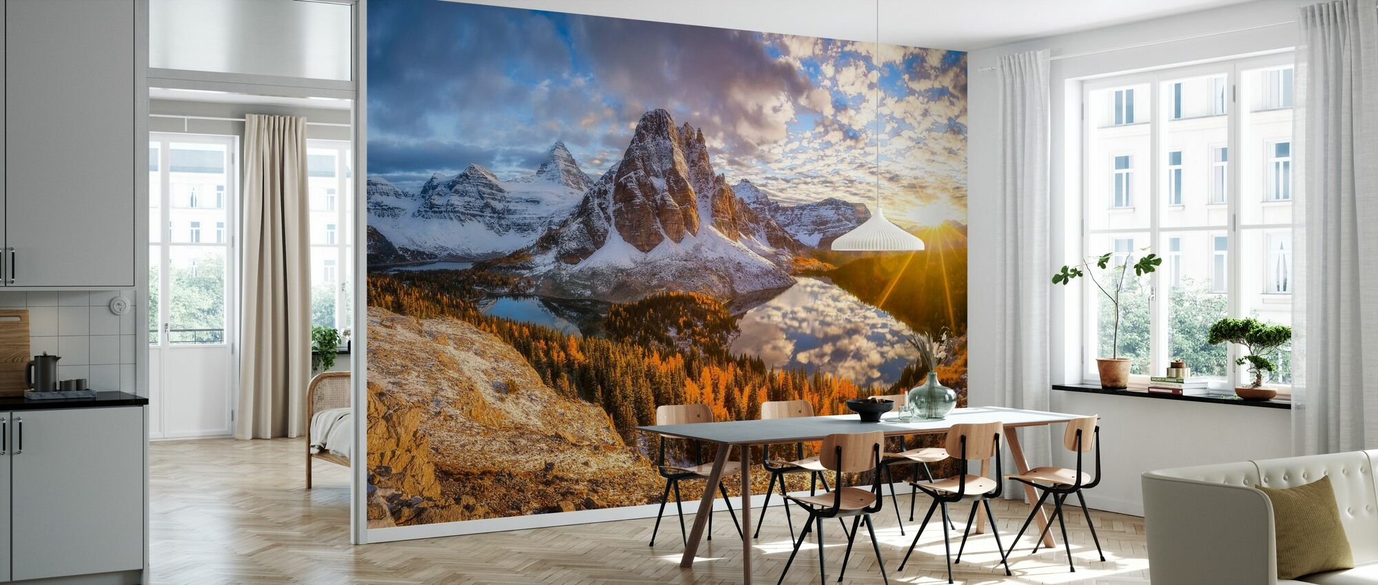 Heaven on Earth - Wallpaper - Kitchen