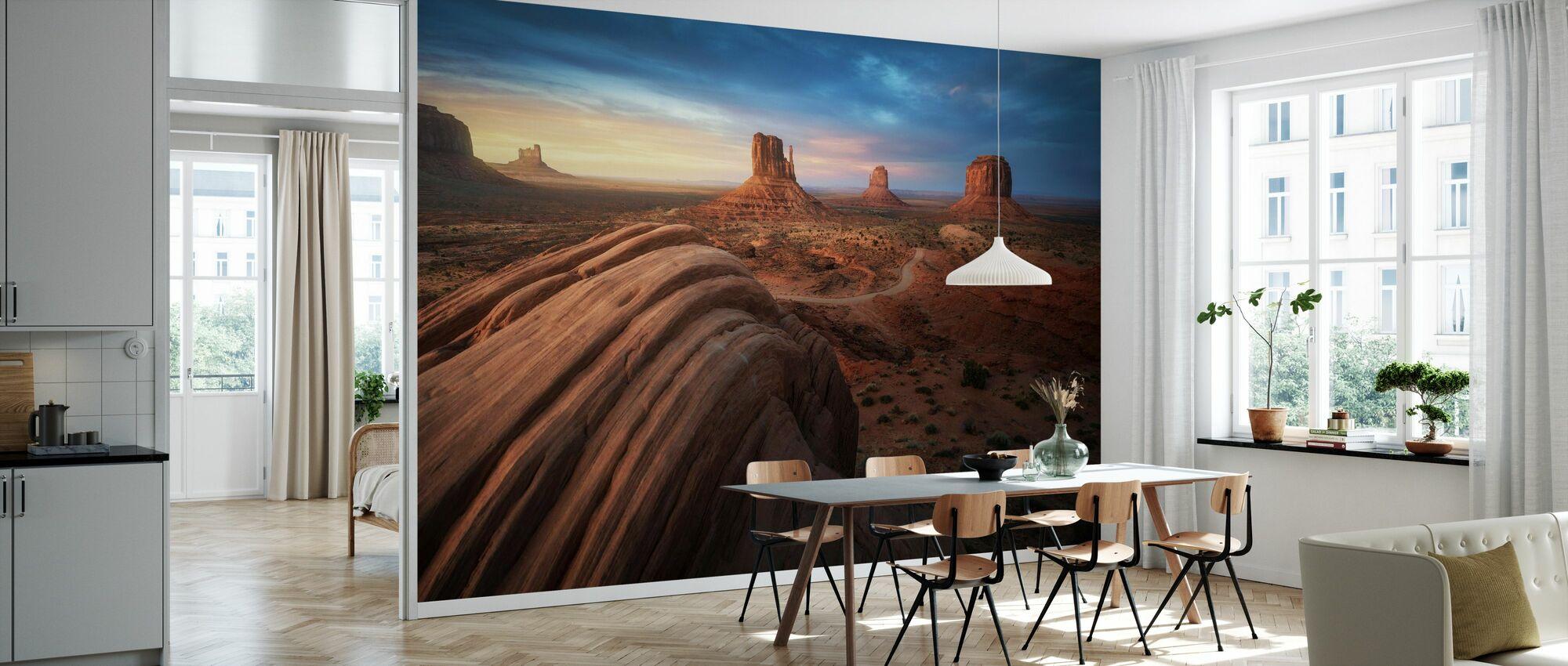 Monument - Wallpaper - Kitchen