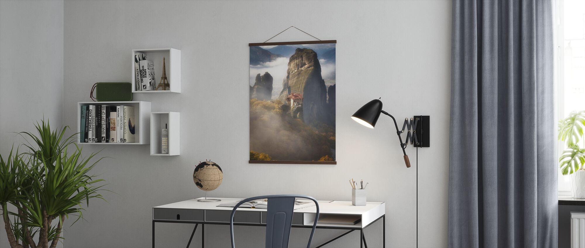 Misty Meteora - Plakat - Kontor