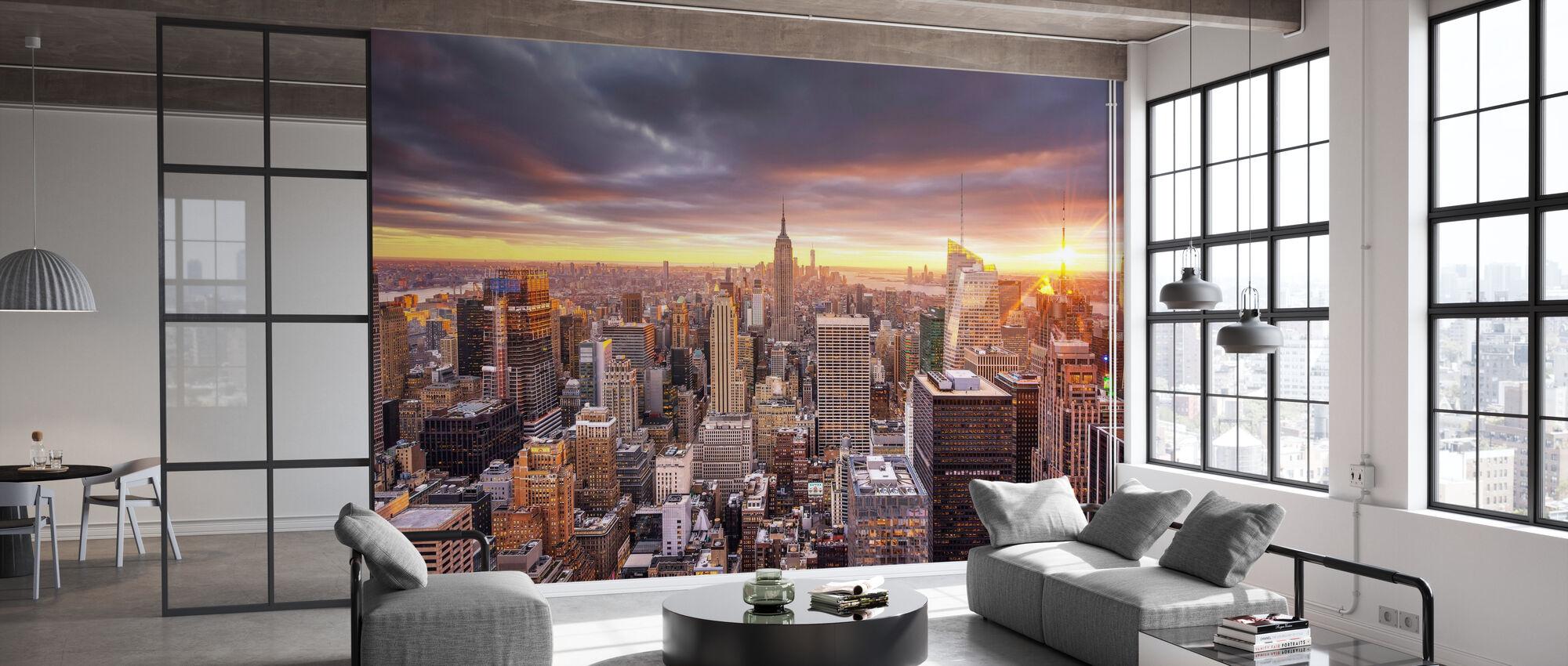 Top - Wallpaper - Office
