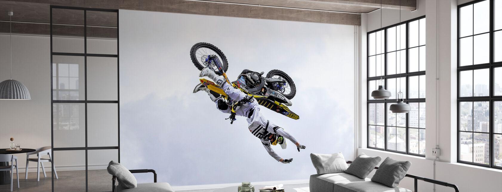 Freestyle Motocross - Tapete - Büro
