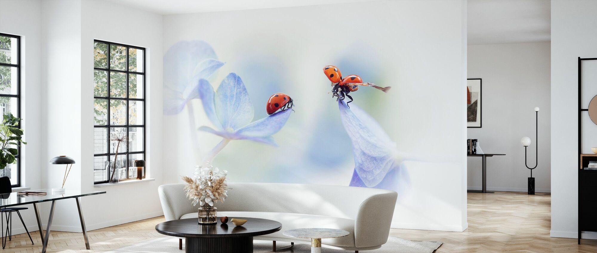 Remember Me - Wallpaper - Living Room