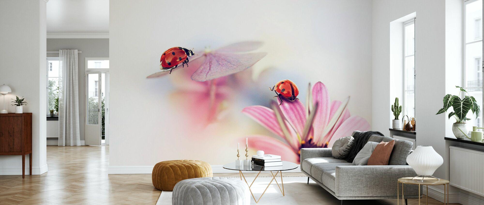 Last Days of Summer - Wallpaper - Living Room