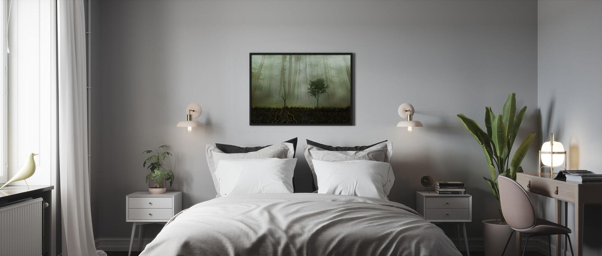 Root - Poster - Bedroom
