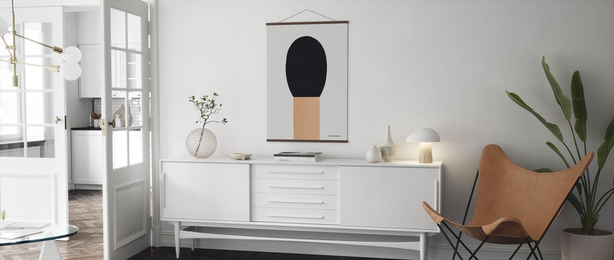 Wedstrijd - Poster - Woonkamer