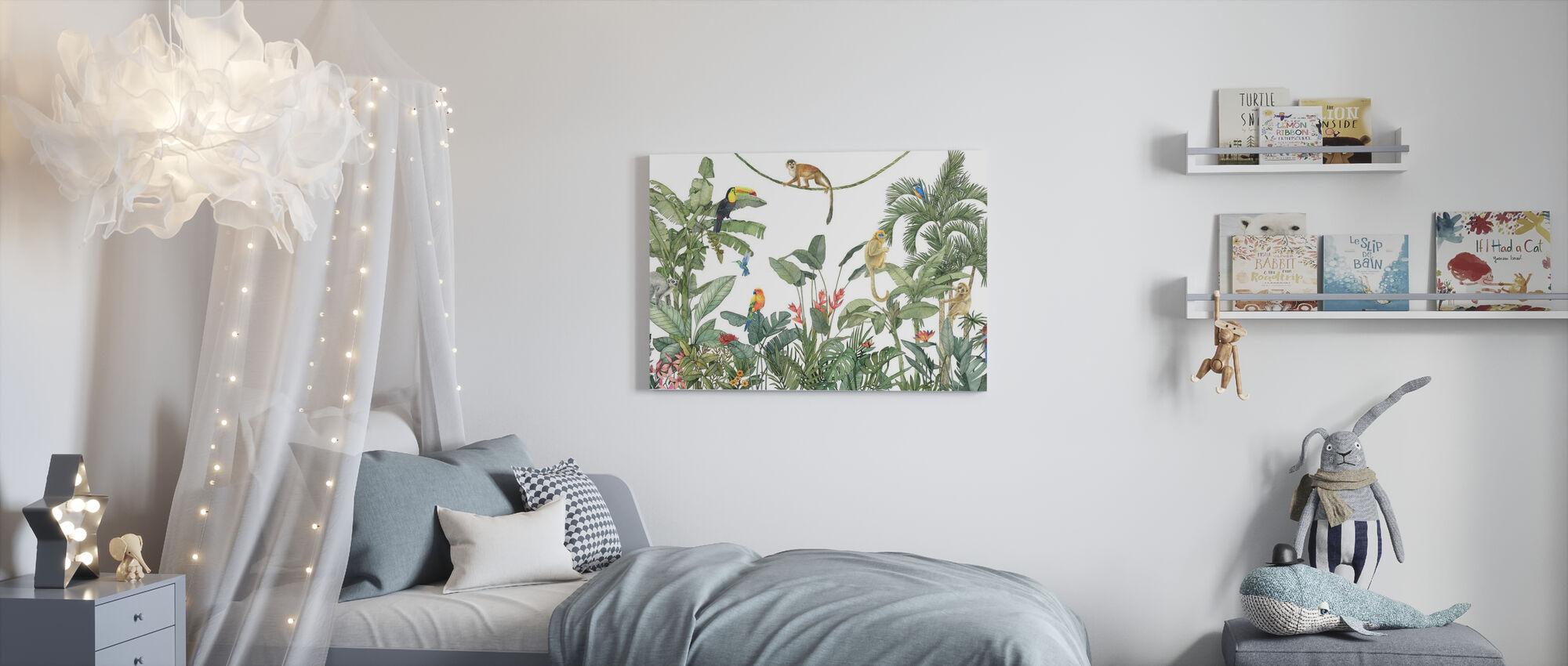 In Harmonie - Canvas print - Kinderkamer