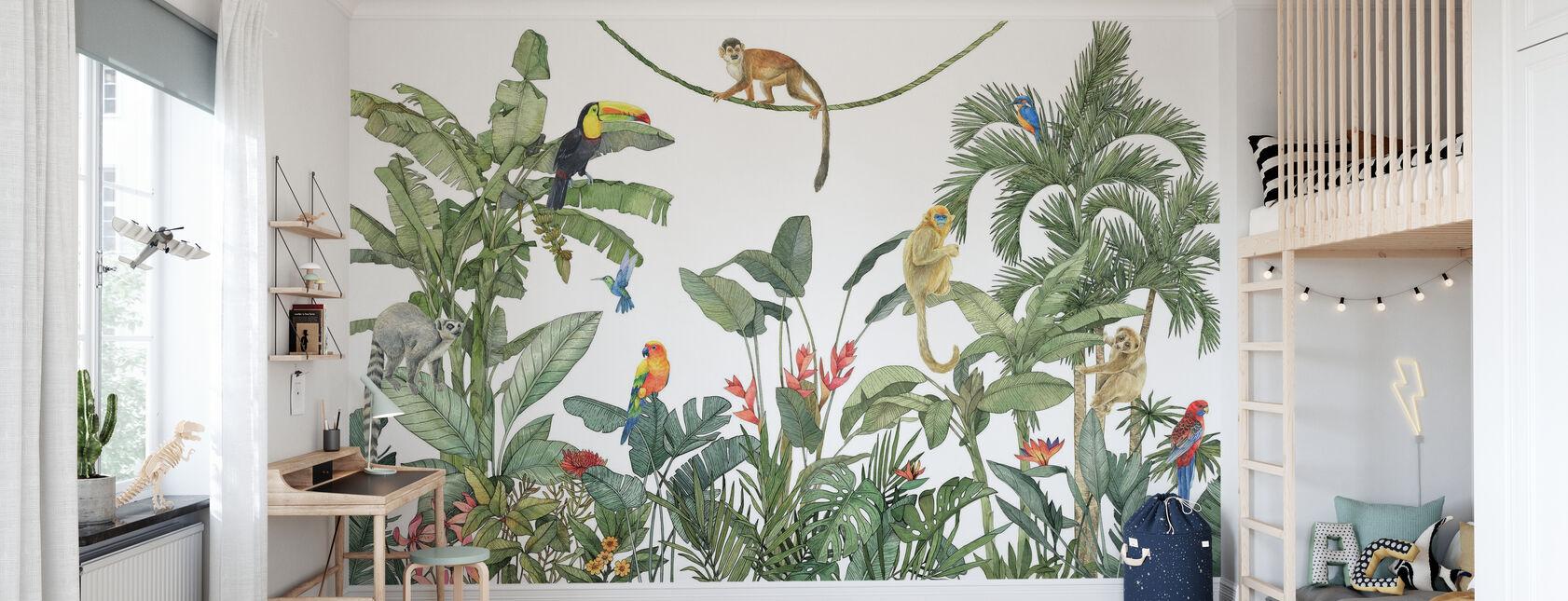 In Harmony - Wallpaper - Kids Room
