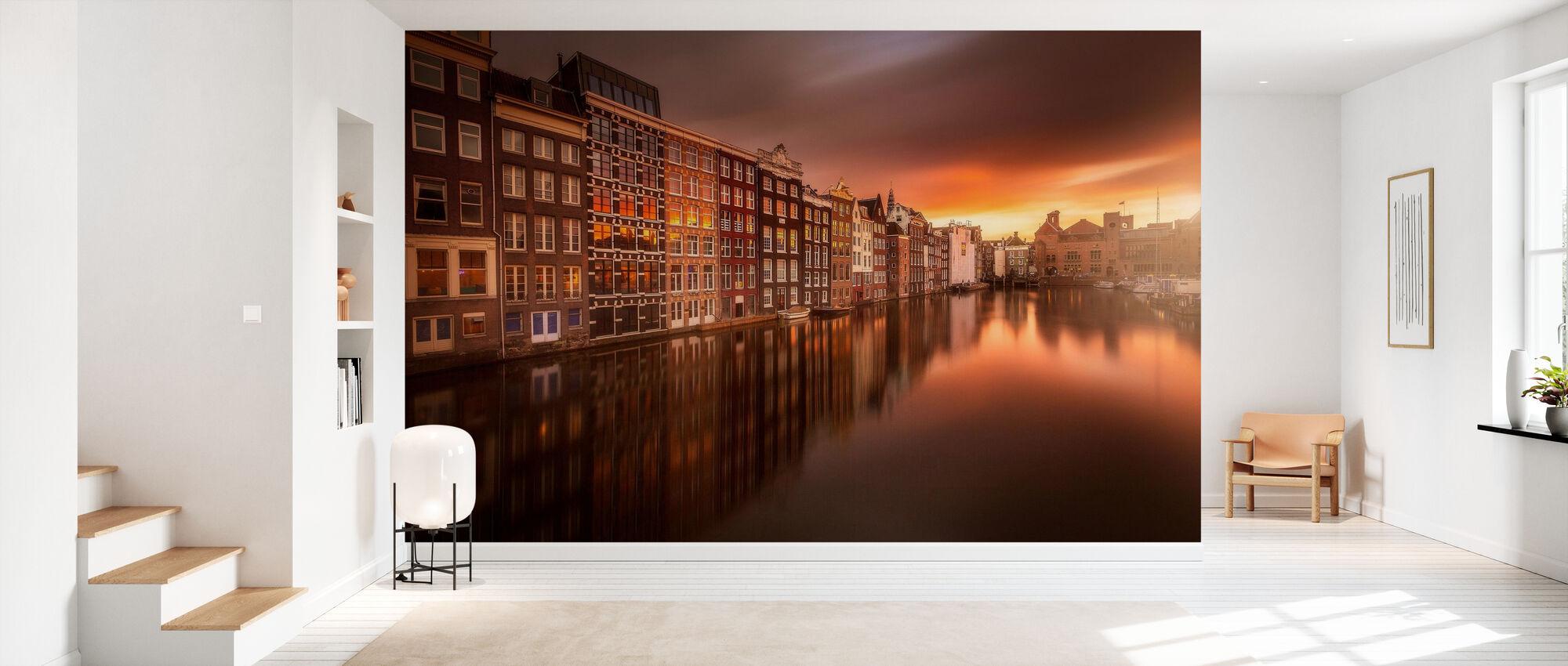 Amsterdam - Wallpaper - Hallway
