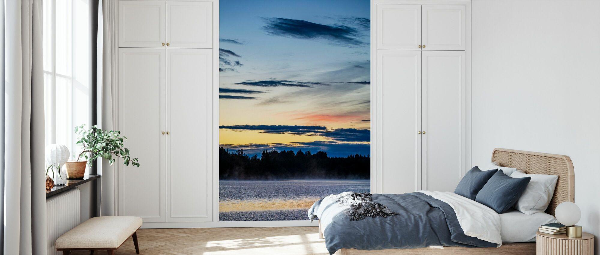 Sommarsjö 4 - Tapet - Sovrum