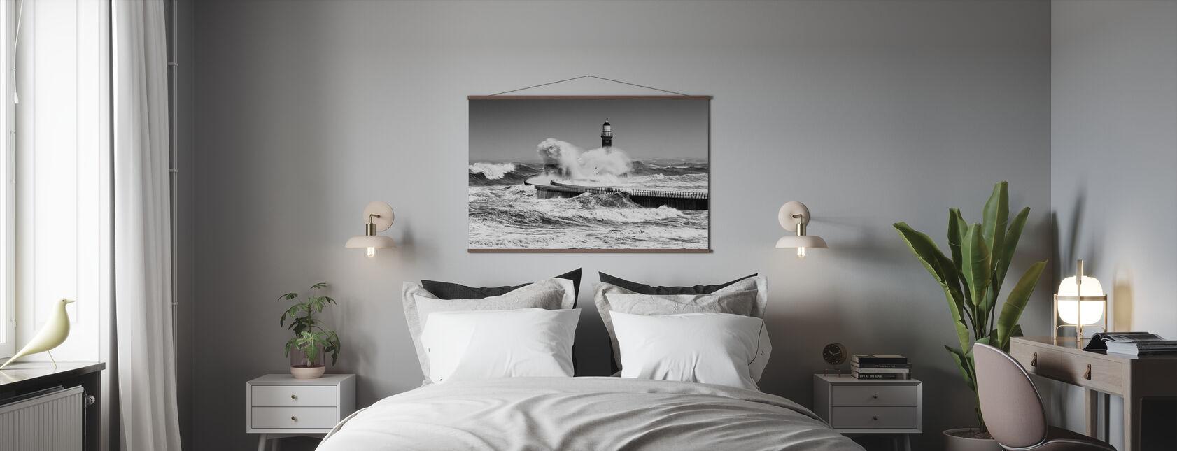 Potere del Mare - Poster - Camera da letto