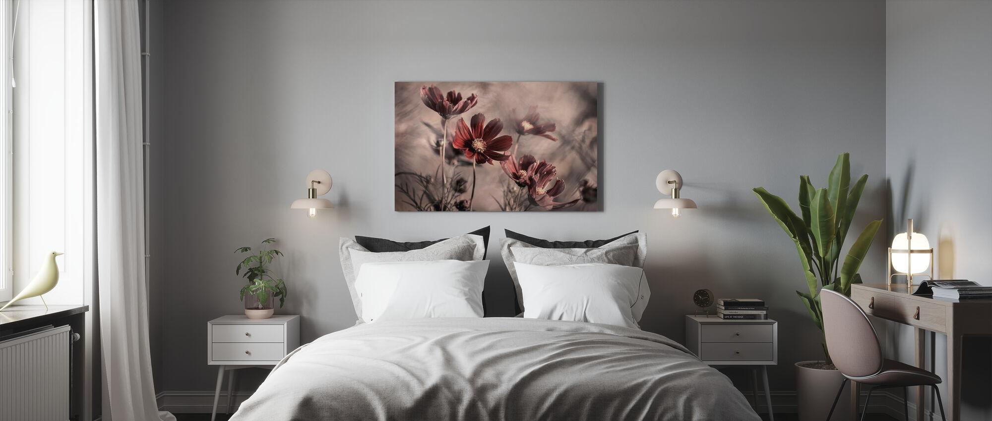 Kosmos - Canvas print - Slaapkamer