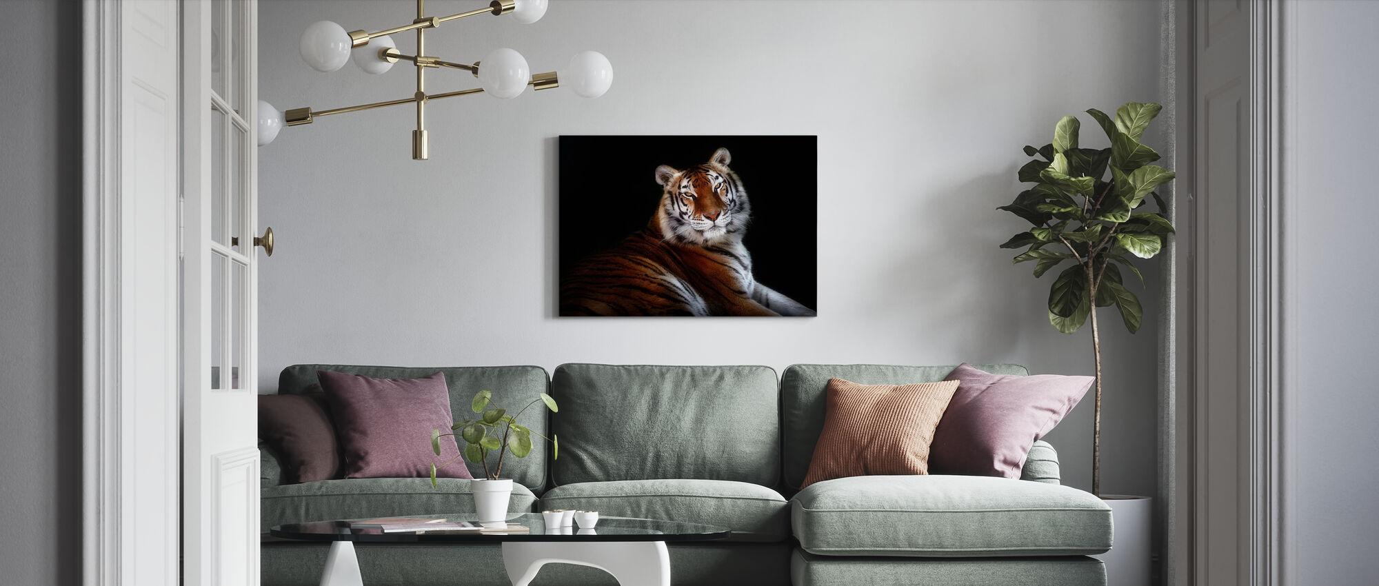 Sereniteit - Canvas print - Woonkamer