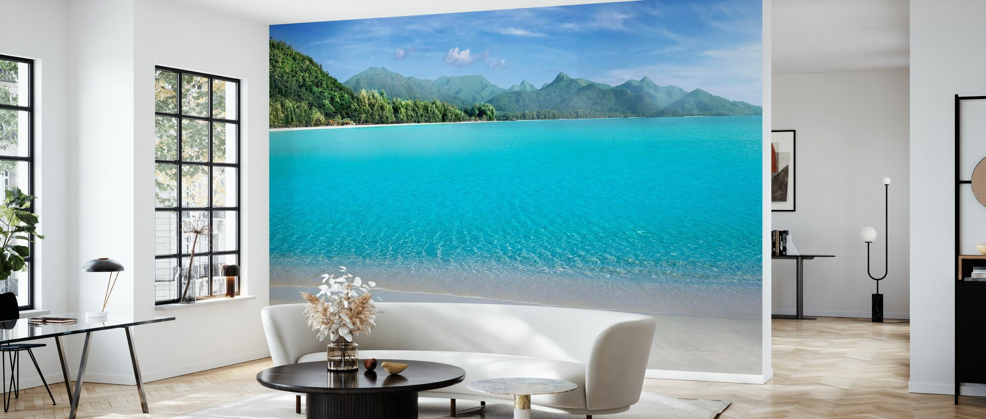 Perfect Day - Wallpaper - Living Room