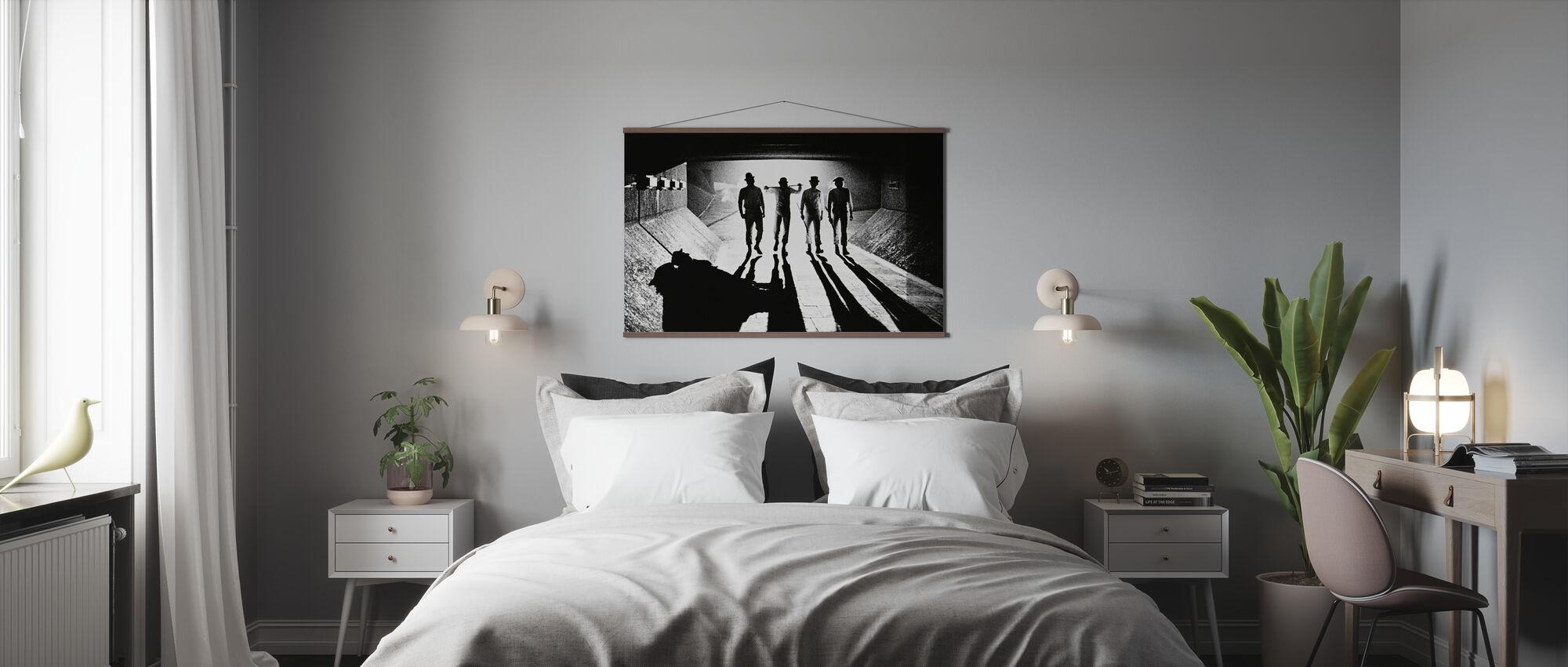 Clockwork Orange - Poster - Bedroom