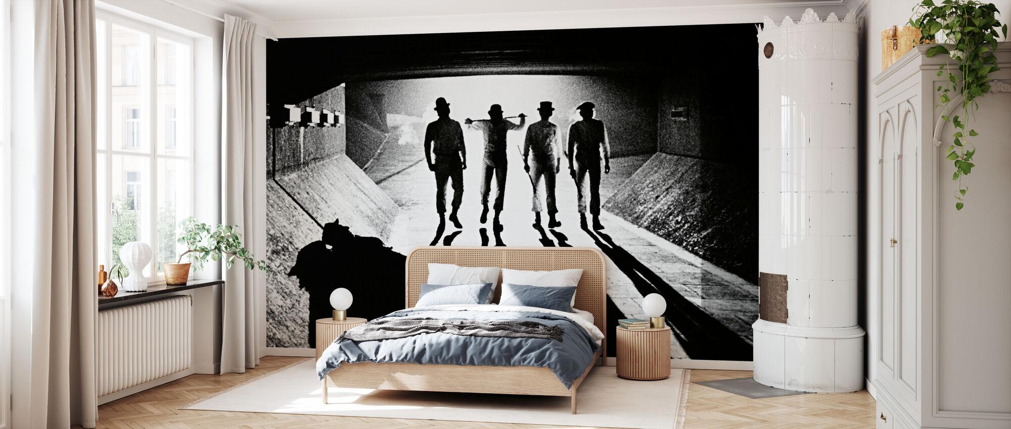 Clockwork Orange - Wallpaper - Bedroom