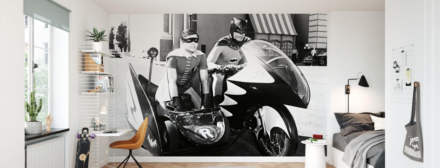 Batman - Papier peint - Chambre des enfants