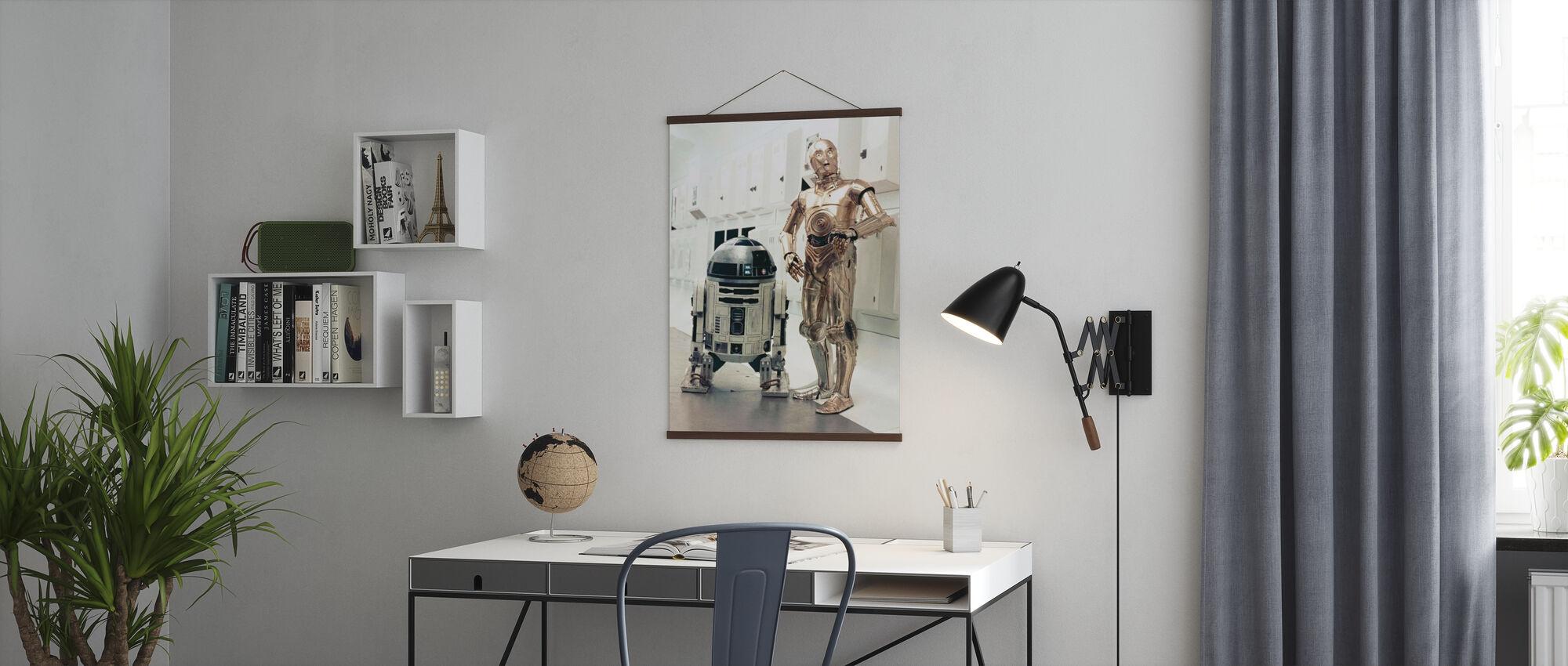 Star Wars Episodio IV - Una nuova speranza - Poster - Uffici