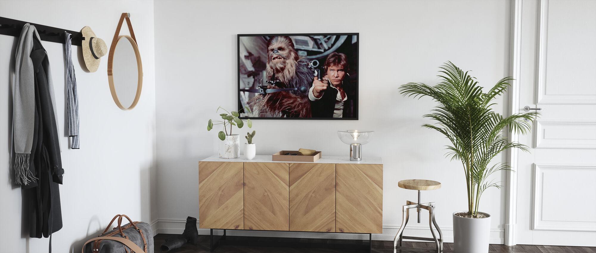 Star Wars Episode IV - Poster - Hallway