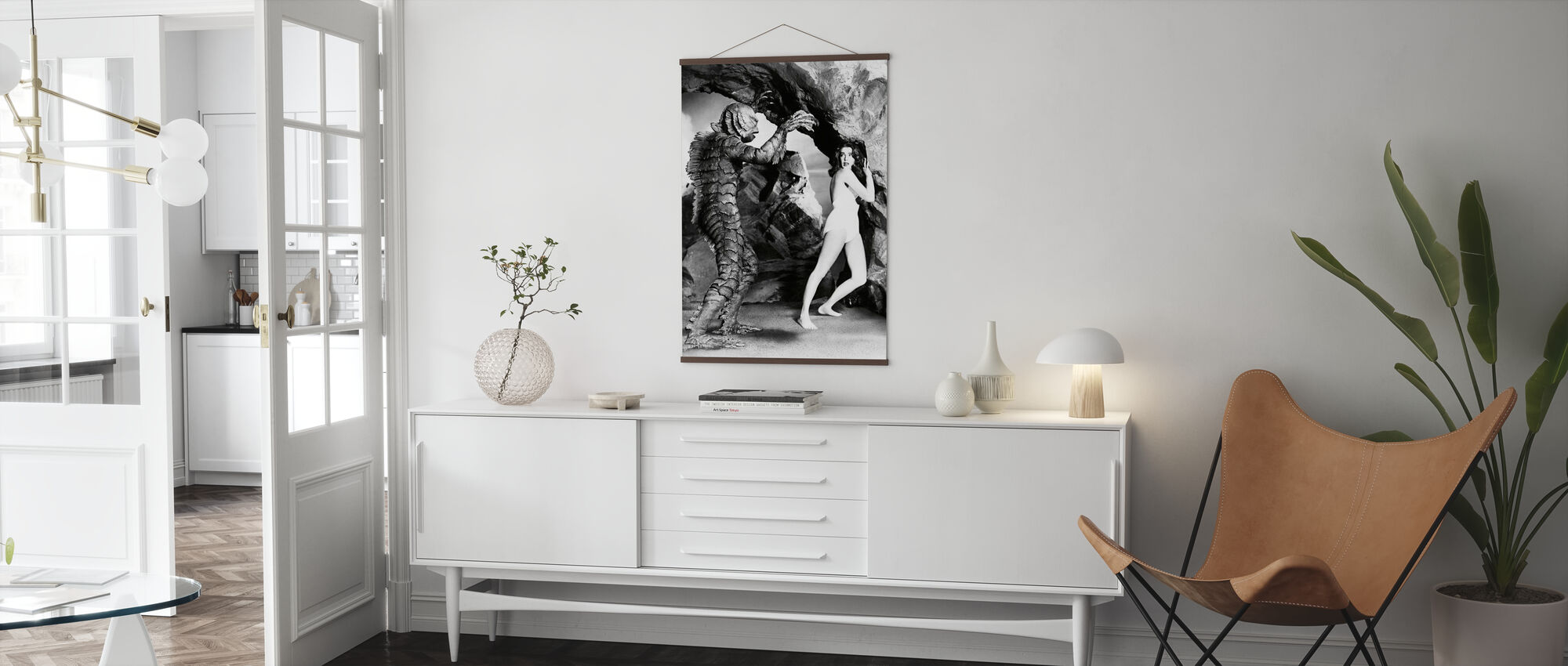 Creature from the Black Lagoon - Poster - Living Room