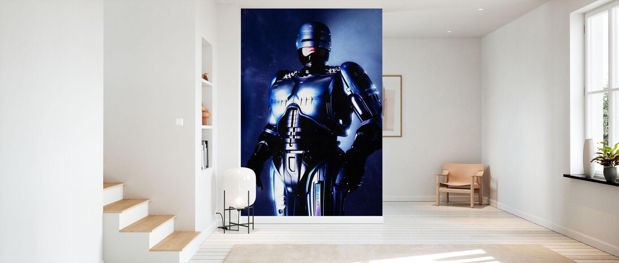 Robocop II - Tapet - Hall