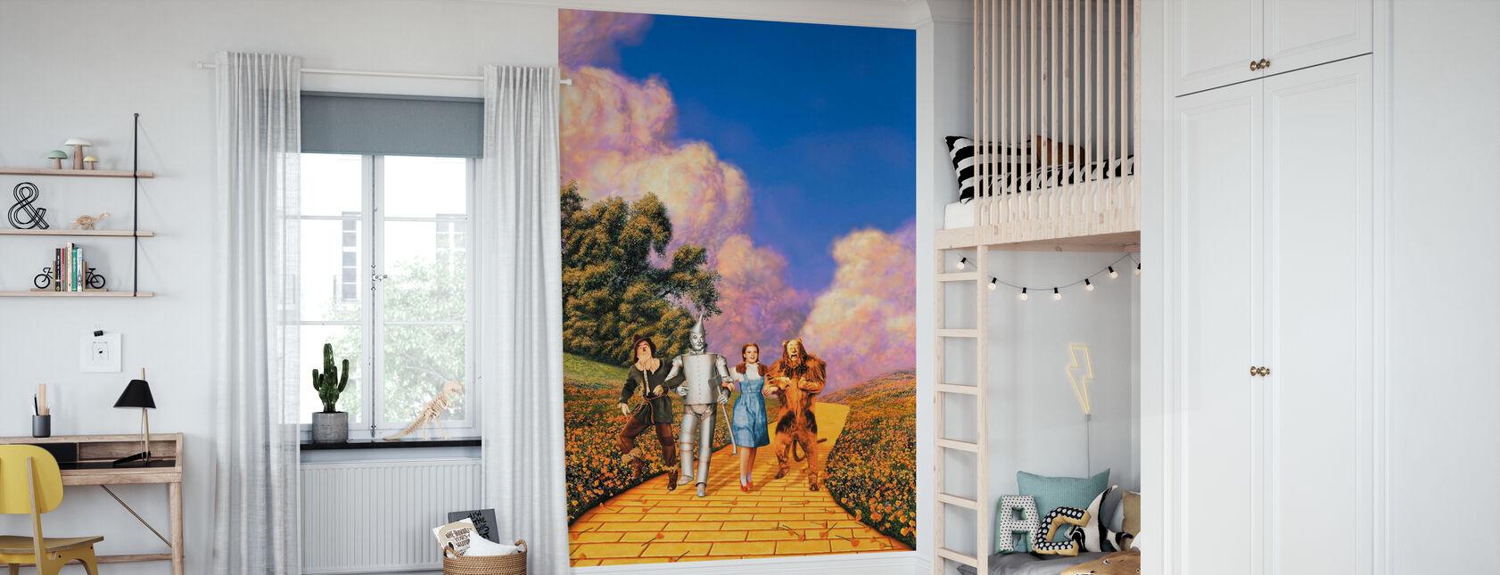 Wizard of Oz - Wallpaper - Kids Room